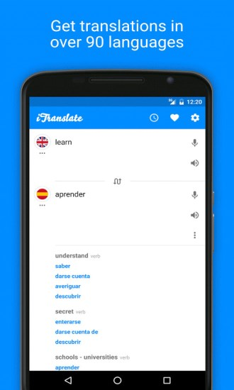 iTranslate - Free Translator Premium