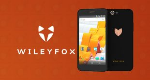 TWRP for Wileyfox Spark and Spark+