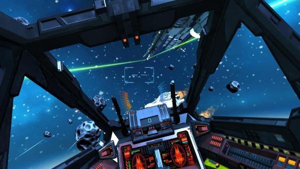 Minos Starfighter