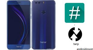 روت گوشی Huawei honor 8