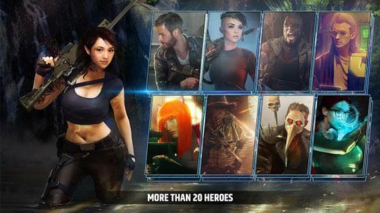 دانلود بازی Cover Fire: shooting games