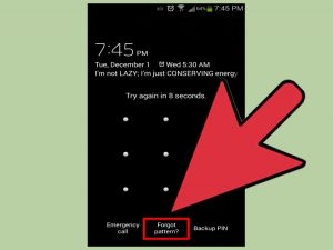 How to Break Into Your Locked Android Device