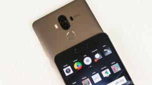 سخت افزار Huawei Mate 9