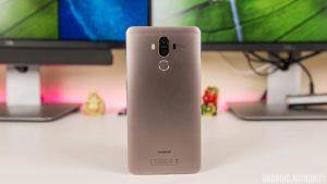 طراحی Huawei Mate 9