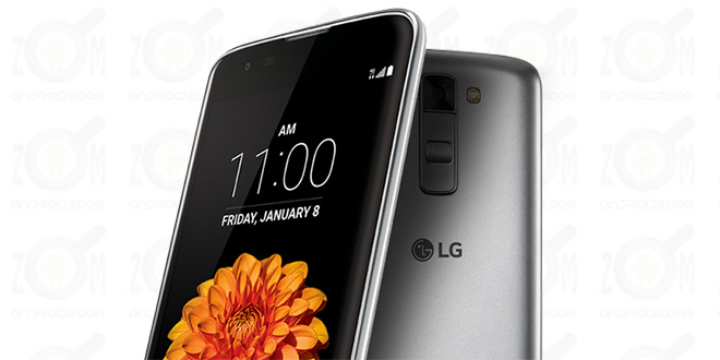 install TWRP Recovery on LG K7 and unlock bootloader