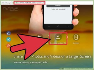 Download Mobizen For PC