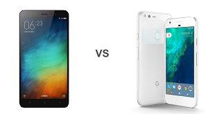 pixel vs redmi 3 pro