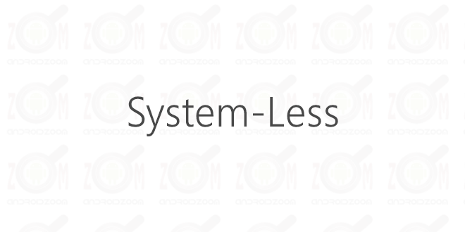 systemless