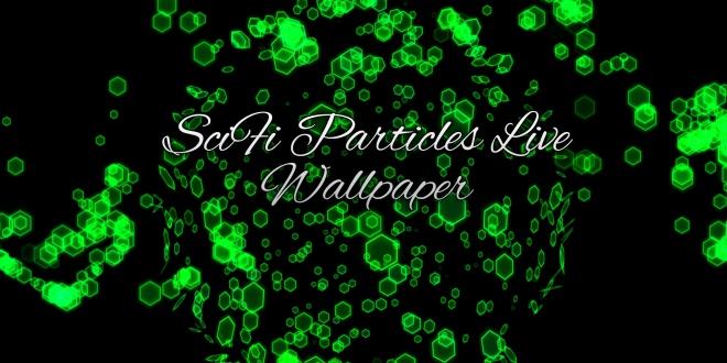 SciFi Particles