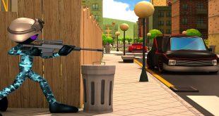 Stickman Sniper Squad