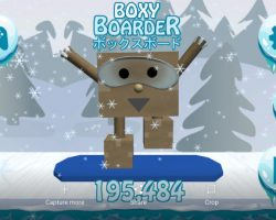 Boxy Boarder