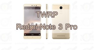 Complete Guide To Install TWRP on Redmi Note 3