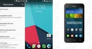 CyanogenMod 13 (Android 6.0.1) for Huawei Y5