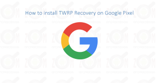 How to install TWRP Recovery on google pixel