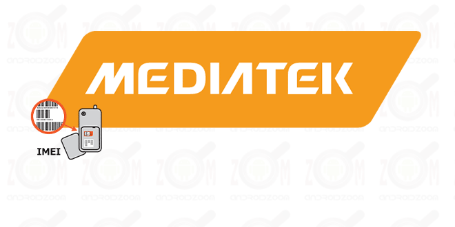 IMEI fix For Mediatek