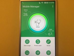 Mobile Manager