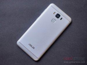 Asus Zenfone 3 Max Design