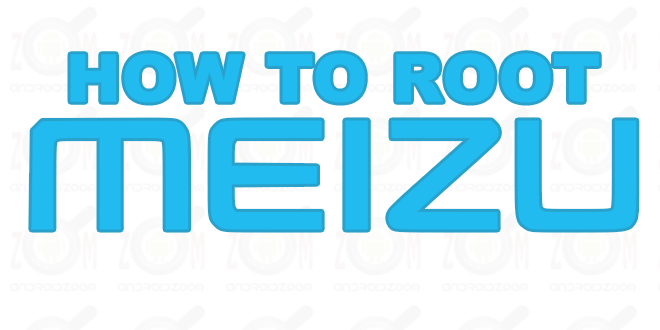 How to root any Meizu phone