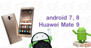 mate 9 android 8