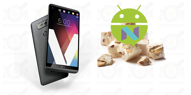 nougat firmware for LG V20
