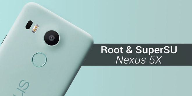 nexus 5x root