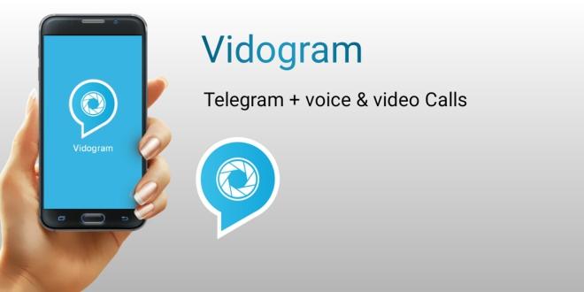 دانلود برنامه Vidogram اندروید