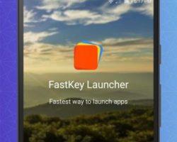 FastKey Launcher