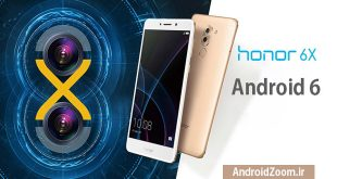 honor6x android 6