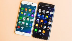 Galaxy S6 Edge and S7 Edge