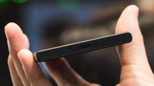 Sony Xperia XZs battery