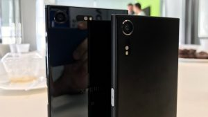 Sony Xperia XZs design and build quality