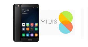 Stock Firmware MIUI 8 For Xiaomi Mi5