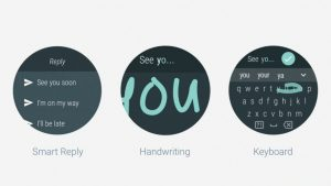 Android Wear 2.0: Messaging