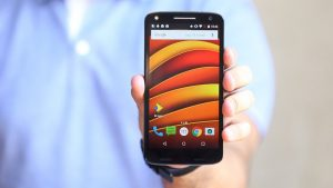 The Droid Turbo 2 and its unbreakable screen