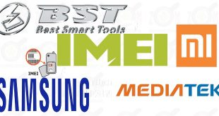repair IMEI device with BST Dongle