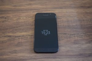 Galaxy A7 2017 Display