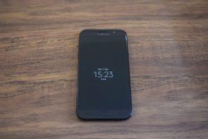 Galaxy A7 2017 Display