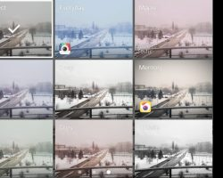 Samsung Galaxy A5 (2017) Camera UI