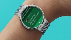 Android Wear 2.0: Notifications