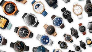Android Wear 2.0: Watch faces