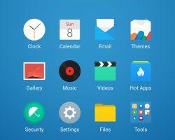 Meizu M5 Note UI