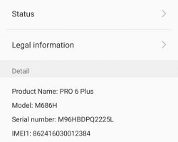 Meizu Pro 6 Plus UI