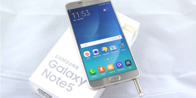 Samsung Galaxy Note 5 OFFICIAL Android 7.0 Nougat