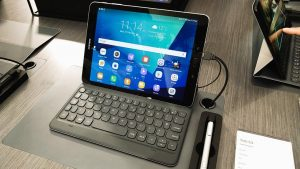 Samsung Galaxy Tab S3 display