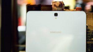 Samsung Galaxy Tab S3 camera