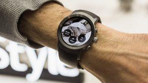 LG Watch Sport software
