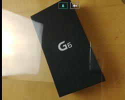 LG G6 User Interface