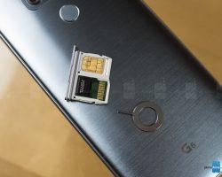LG G6 Design