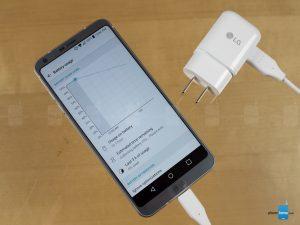 LG G6 Battery Life