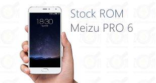Stock ROM for Meizu PRO 6